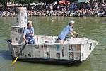 Holešovská regata 2016