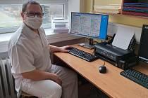 Novým primářem Gynekologicko-porodnického oddělení Kroměřížské nemocnice se stal na přelomu roku Lukáš Vacula