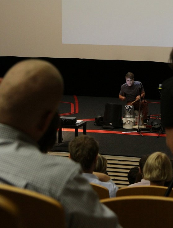 Konference TEDx měla být hlavně prostorem k načerpání inspirace. Konala se v sobotu v kině Nadsklepí v Kroměříži.