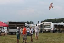 Na letišti v Holešově se o víkendu proháněly modely letadel všech druhů. Konal se tam už tradiční Čmelák model show.