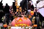 Halloween v Kurovicích