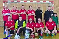 Fotbalisté nad 35 let Bystřice pod Hostýnem