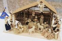 Na padesát betlémů nabídla vánoční výstava v Kulturním domě ve Zdounkách, která byla k vidění od 25. listopadu do 5. prosince.