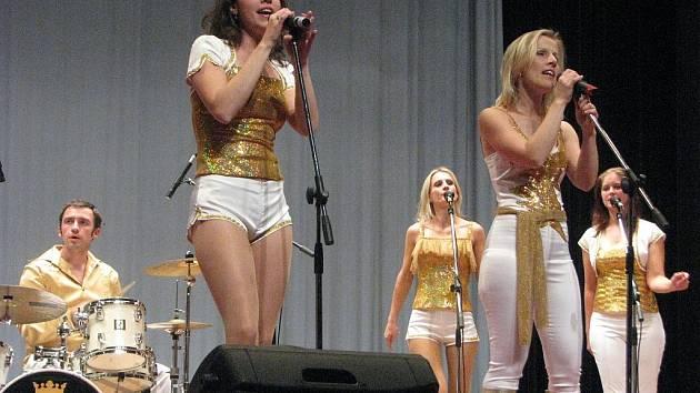 Kapela ABBA World Revival ve Zdounkách