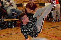 Kroměřížský tanečník breakdancu Radim Horák tancuje už od roku 1999 a ČR patří mezi ty známější.