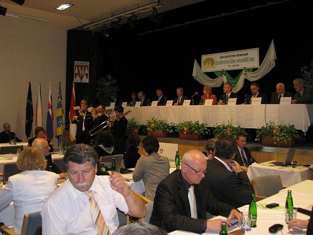 V Domě kultury v Kroměříži se 22. a 23. 5. 2008 konala celostátní konference nazvaná Celoživotní učení Kroměříž 2008.