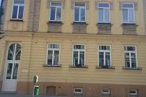Rodinné centrum Kroměříž v Kollárově ulici.