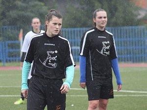 fotbalová divize žen Uherský Brod - Holešovské holky