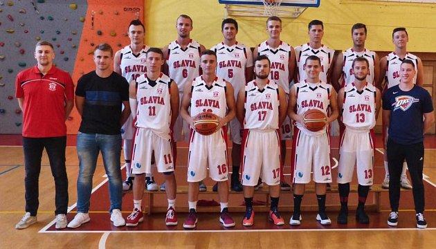 basketbalisté Slávie Kroměříž