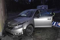 Další řidič poničil dopravní značení, tentokrát v Kroměříži