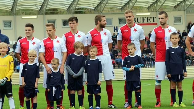 fotbal SK Hanácká Slávia. Ilustrační toto