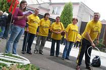V Hulíně se v pátek 10. září 2010 konaly Hry seniorů Mikroregionu Jižní Haná. Zúčastnili se senioři z Hulína, Chropyně, Tlumačova a Kvasic.