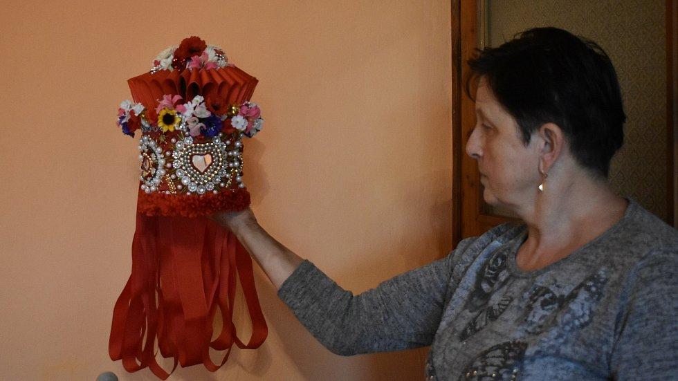 Břest, Ludmila Navrátilová