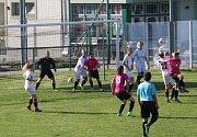 fotbalový KP žen Holešovské holky-Uherský Brod