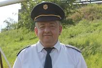 Miloš Vít je velitelem dobrovolných hasičů z Chvalnova už sedm let. Vedení sboru je jeho velkým koníčkem.