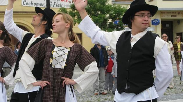 Festival židovské kultury. Ilustrační foto.
