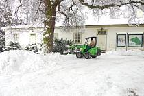 Je to už jedenáct let, kdy se Kroměřížsko naposledy dočkalo takové vrstvy sněhu, jako v uplynulém týdnu.
