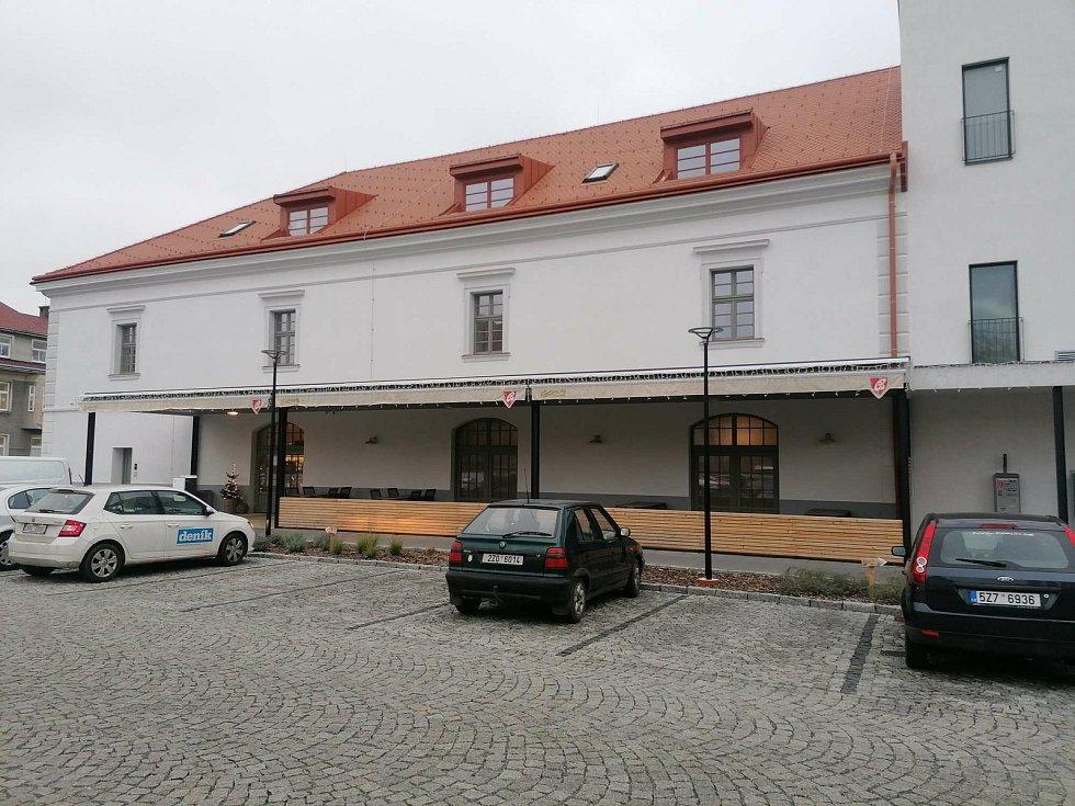 Restaurace Panský Pivovar.