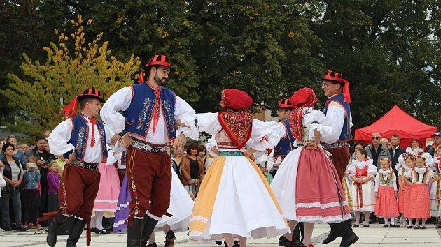 Svatováclavské hody v Hulíně 2019