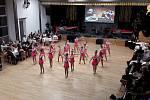 Na reprezentační ples města Kroměříže a Radia Kroměříž, jehož hlavním hostem byl Jiří Korn, dorazily v sobotu stovky lidí.