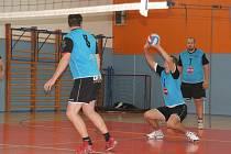 Volejbalisté Holešova. Ilustrační foto