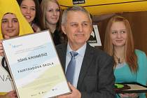 Střední škola hotelová a služeb získala jako první v Kroměříži titul fairtradové školy.