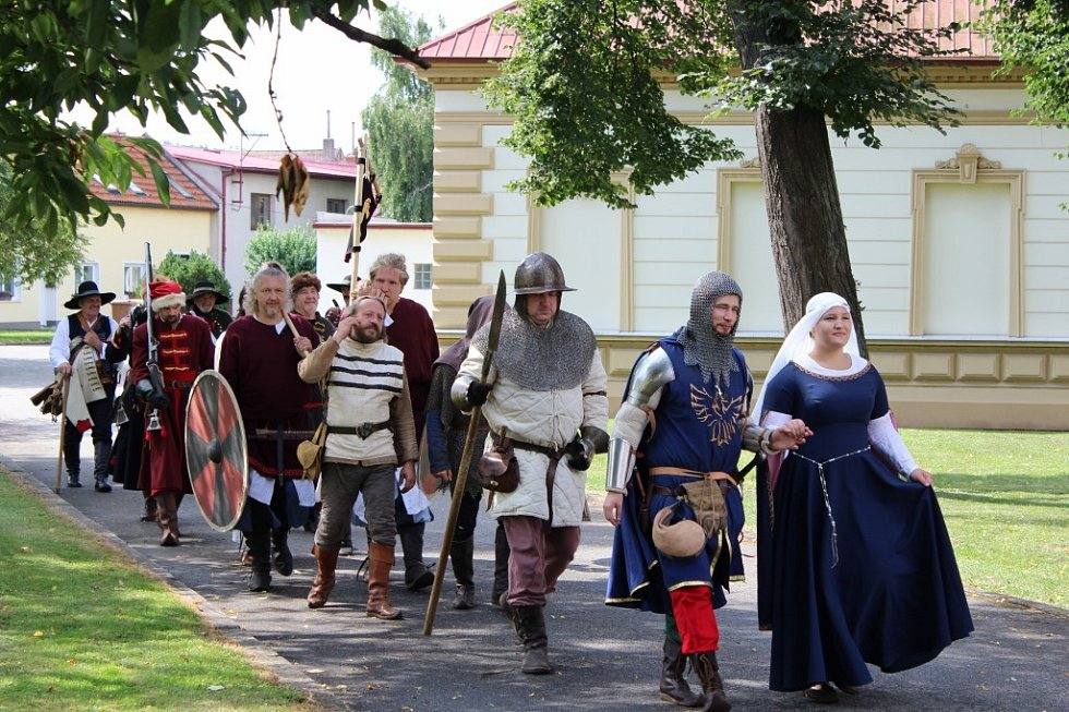 Historické dny Kurovice