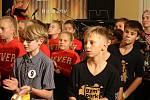Přehlídka talentů Zlatý oříšek 2019 v Holešově
