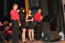 Poslední adventní víkend patřil už tradičně v Hulíně Svíčkovým koncertům.