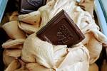 Zmrzlinář Michal Říha vyrábí v Pravčicích italskou zmrzlinu.