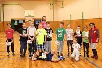 Kroužky v TYMY slavnostně ukončily letošní školní rok.