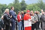 Muklovská pouť na na Svatém Hostýně.
