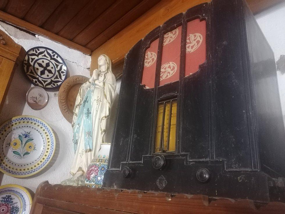 Kostelany, Jiří Blaha a jeho nejmenší muzeum na světě