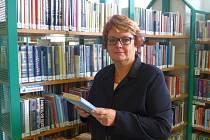Šárka Kašpárková už celou řadu let šéfuje Knihovně Kroměřížska.