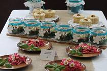 Kroměřížští studenti zvítězili v celostátní soutěži Gastro Mánes a ve středu se tak předvedli na půdě střední hotelové školy v Kroměříži.