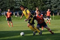 Obrana Kostelce dokázala pokrýt Martina Chorého, a také proto domácí vyhráli.