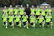 Holešovské holky už 15 let rozdávají fotbalovou radost