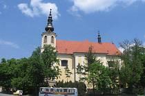 Kostel v Kvasicích