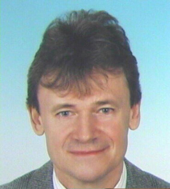 pohřesovaný Milan Konůpka