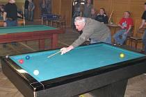 Turnaj v karambolu připravil na sobotu 14. března do morkovické sokolovny tamní Kulečníkový klub.