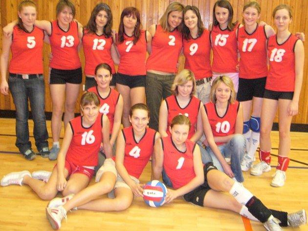 Volejbal získává v posledních letech stále větší popularitu mezi kroměřížskými děvčaty. Mladé hráčky úspěšně bojují v krajských soutěžích.
