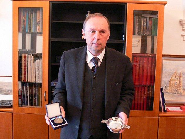 Miloš Malý.