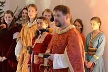 Na zámku představili dětem advent