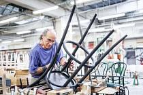Bystřická firma TON patří ke značkám, které v kroměřížském regionu přetrvaly déle než století