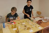 V Bystřici pod Hostýnem se konal už tradiční Medový den. Návštěvníci si mohli nejen medové výrobky koupit, ale i ochutnat.