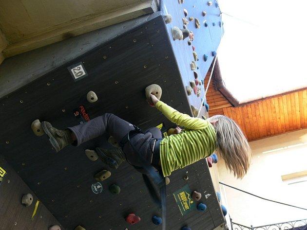 Malí horolezci