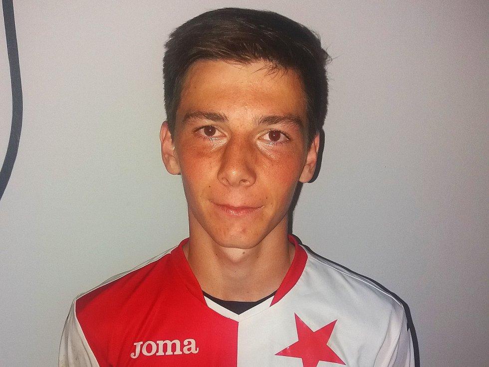 Devatenáctiletý záložník Kroměříže Michal Cupák se proti Uherskému Brodu blýskl povedenou akcí zakončenou vedoucím gólem.