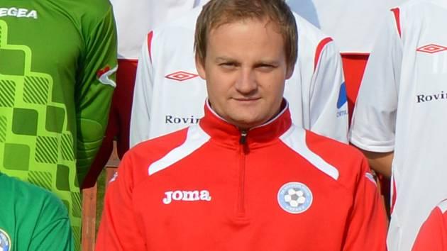 Sekretář Spartaku Jaromír Klepš