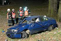 Tragická nehoda.