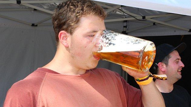 Pivní slavnosti Kamínka